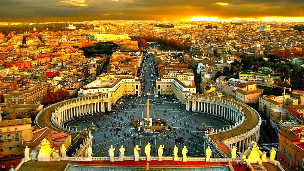 Vacanta in octombrie la ROMA - City Break